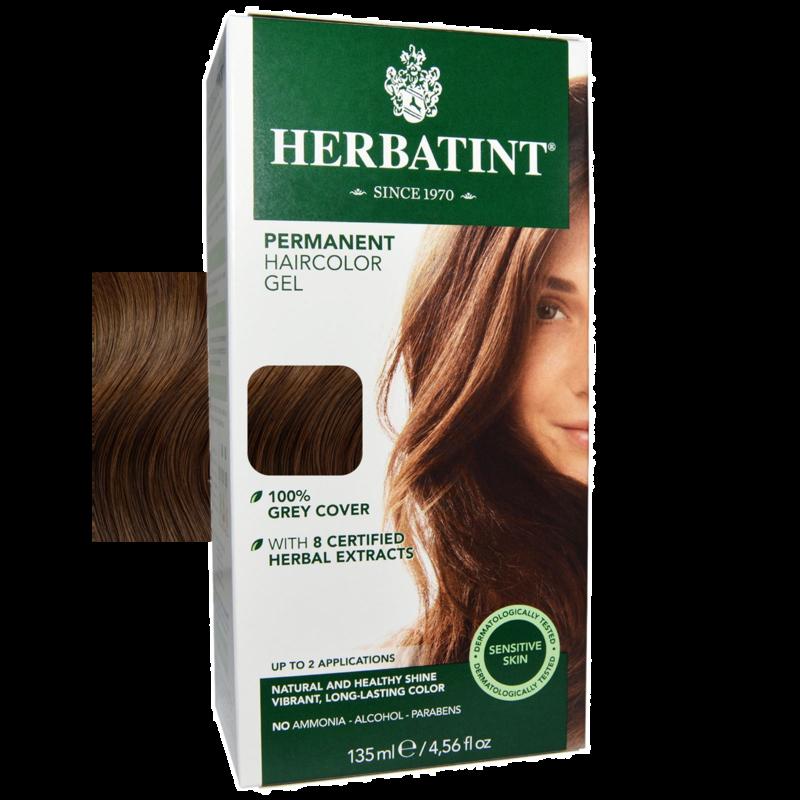 Herbatint Hair Color Gel 6d Dark Golden Blonde Independent Beauty