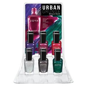 urban-grunge-metallic-holos-retail-starter-display-12-pc-zoya-urban-grunge-metallic-holos-retail-starter-display